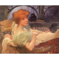Portrait de Madame Georges Rodenbach