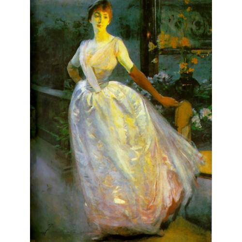 Portrait of Madame Roger Jourdain
