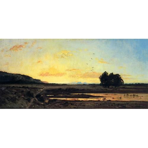 Rememberance of la Caru Sunset