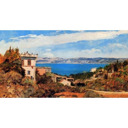 The Bay of Marseille Saint Henri