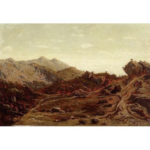 The Hills of Saint Loup