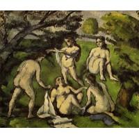 Five Bathers 1
