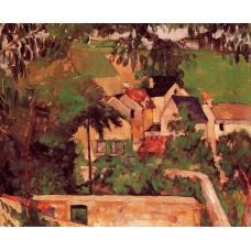 Landscape at Auvers