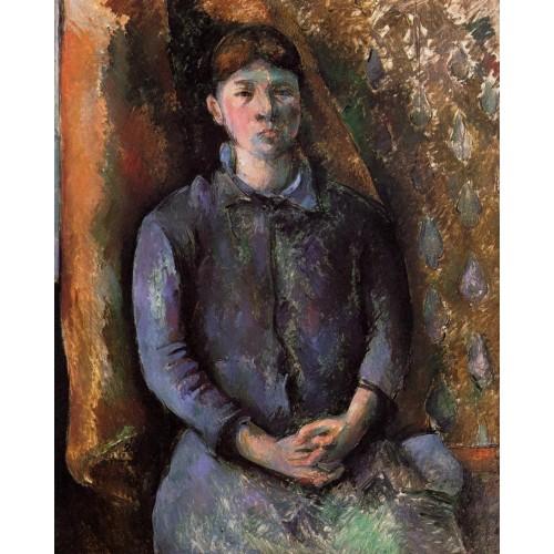 Madame Cezanne 1