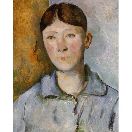 Madame Cezanne 3