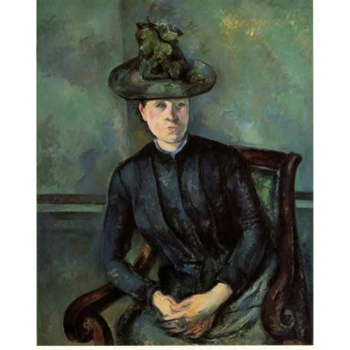Madame Cezanne 4