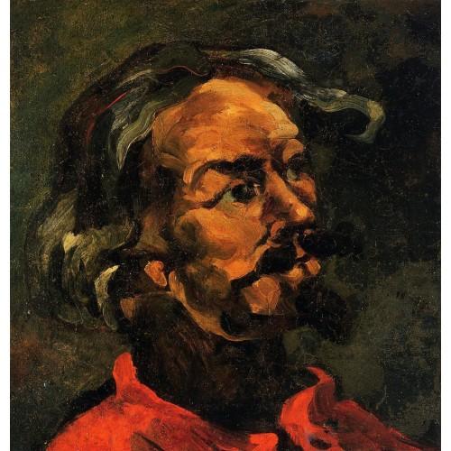 Portrait of Achille Emperaire