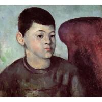 Portrait of Paul Cezanne the Artist's Son 1