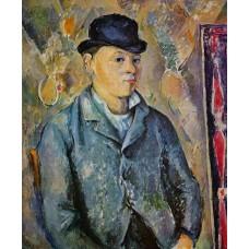 Portrait of Paul Cezanne the Artist's Son 2