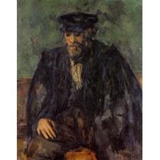 Portrait of the Gardener Vallier