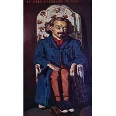Portrait of the Painter Achille Emperaire