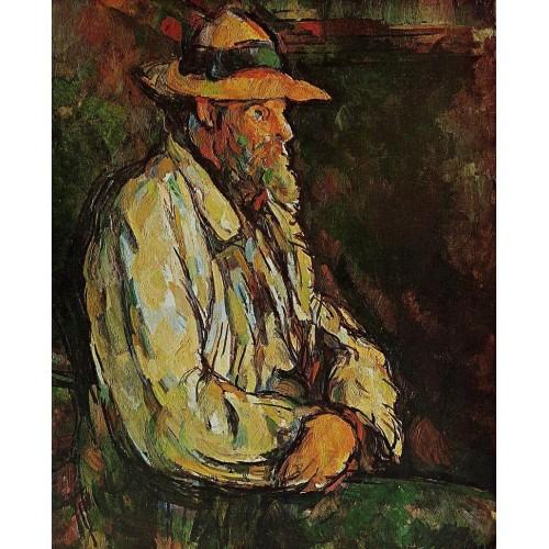 Portrait of Vallier