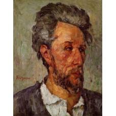 Portrait of Victor Chocquet 1