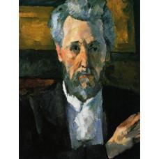 Portrait of Victor Chocquet 2