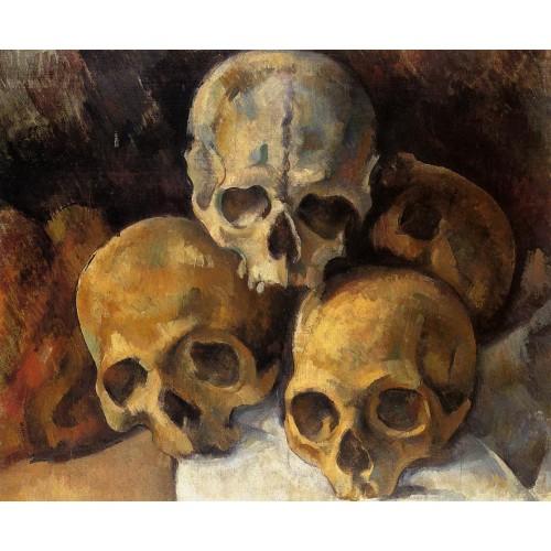 Pyramid of Skulls