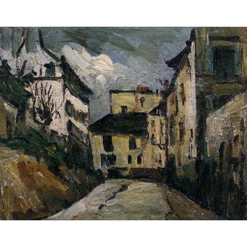 Rue des Saules Montmartre