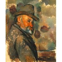 Self Portrait in Felt Hat