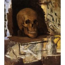 Skull and Waterjug
