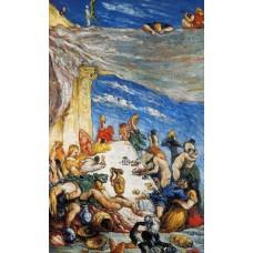 The Banquet of Nabucodonosor