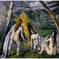 Three Bathers 2