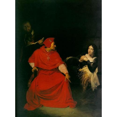 Joan of Arc in Prison