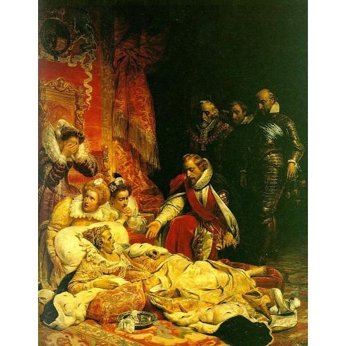 The Death of Elizabeth