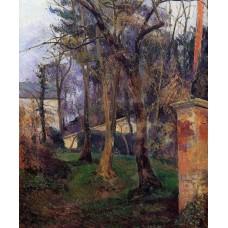 Abandoned Garden Rouen