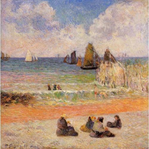 Bathing Dieppe