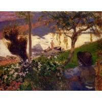 Breton Boy by the Aven River