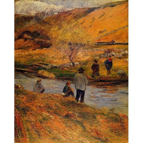 Breton Fishermen