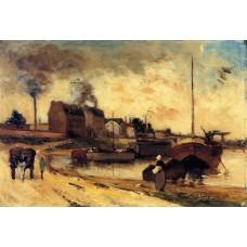 Cail Factories and Quai de Grenelle