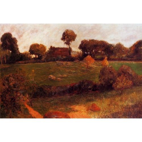 Farm in Brittany 1