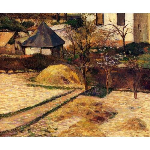 Garden View Rouen