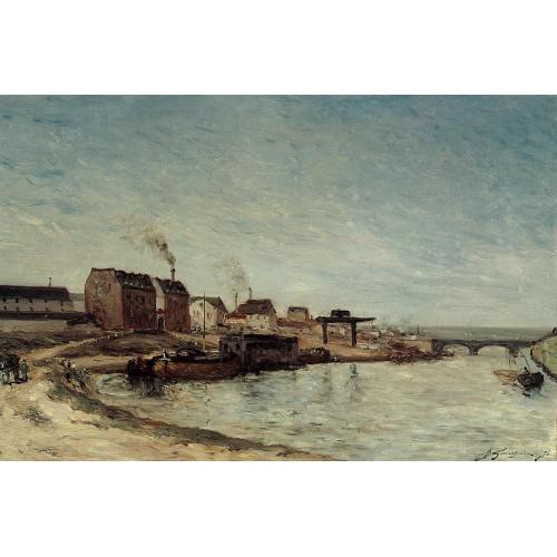 Port de Grenelle 1