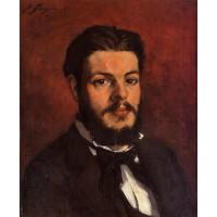 Portrait of Claude Antoine Charles Favre