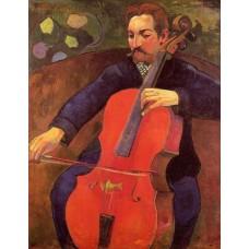 Portrait of Fritz Scheklud