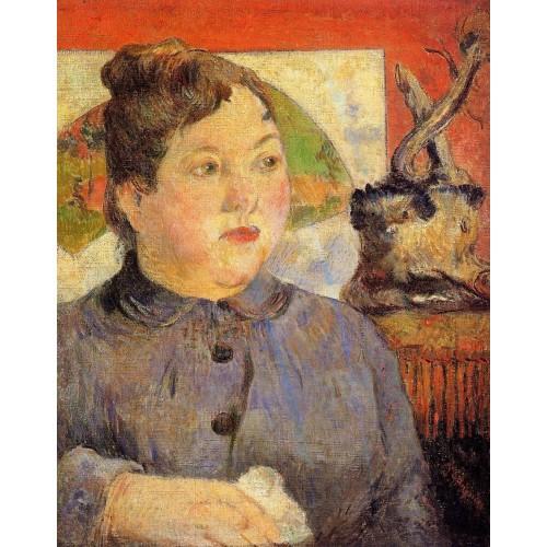 Portrait of Madame Alexander Kholer