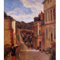 Rue Jouvenet Rouen