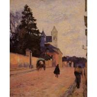 Street in Rouen 1