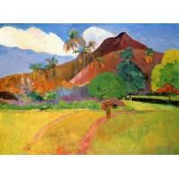 Tahitian Landscape 1