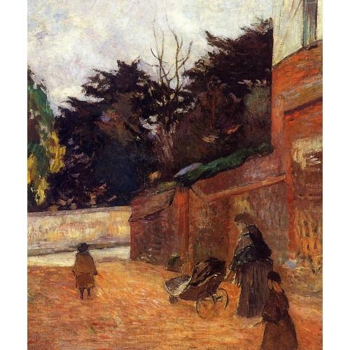 The Artist's Children Impasse Malherne