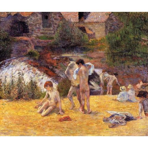 The Moulin du Boid d'Amour Bathing Place