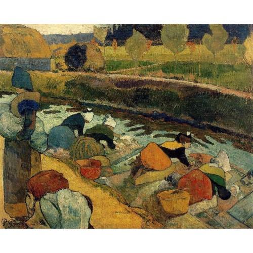 Washerwomen at the Roubine du Roi Arles