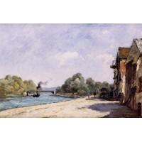 A Bridge over the Oise