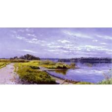 River Landscape (Scene 1)