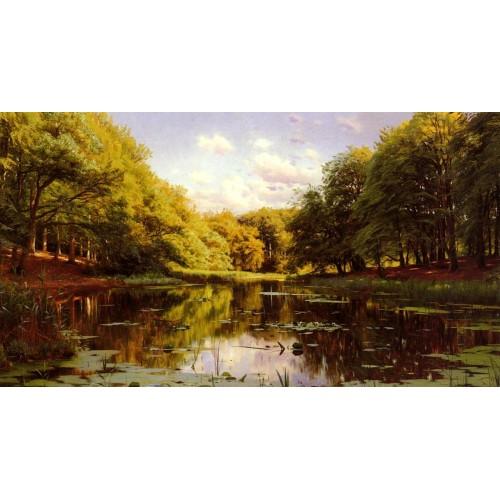 River Landscape (Scene 2)