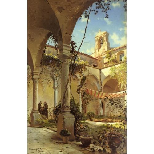 The Cloister Taormina