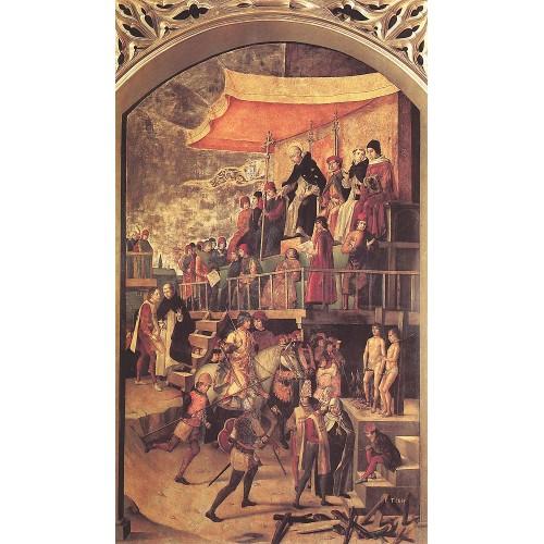 Burning of the Heretics (Auto da fe)