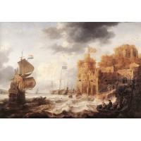An Oriental Harbour