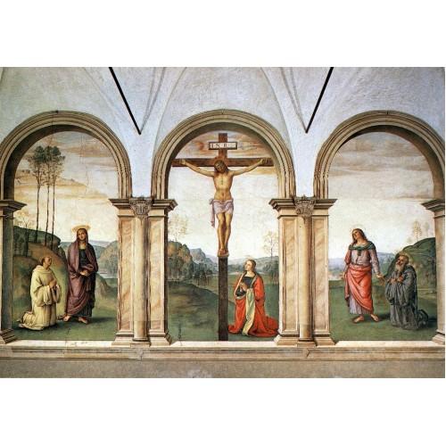 The Pazzi Crucifixion